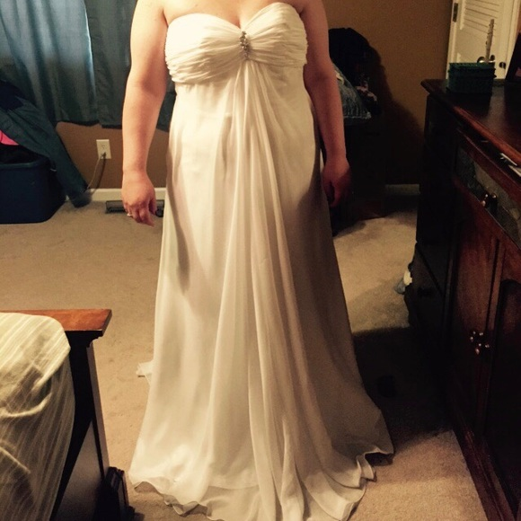 Size 16W Wedding Dresses